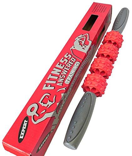 Bâton de massage pour les muscles, Advanced, Red