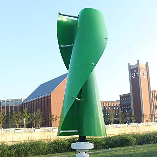 600w Turbina Eólica Vertical 12v 24v 48v Generador Eléctrico 300RPM aerogenerador energia...