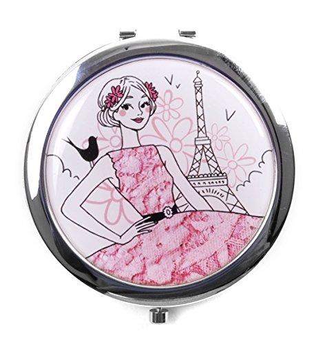 Miroir de poche Les Parisiennes