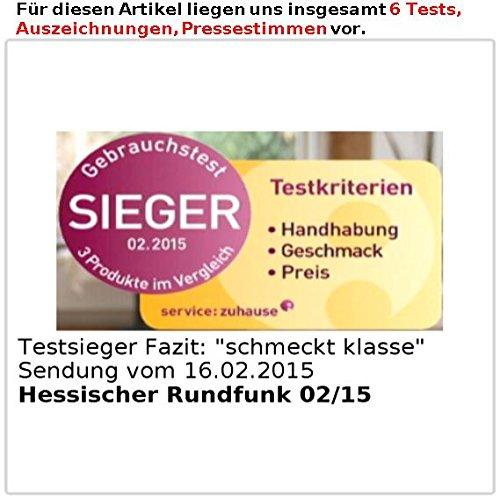 Rosenstein & Söhne Wassersprudler: Eleganter Trinkwassersprudler WS-110.Soda (Getränkesprudler) - 2