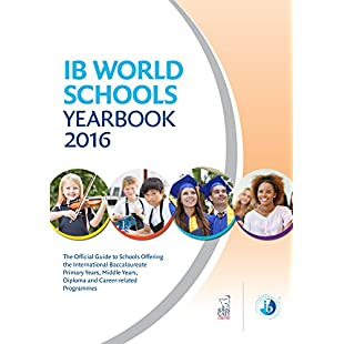 The IB World Schools Yearbook 2016:Iracematravel