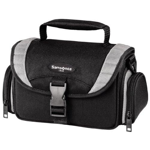 Samsonite Safaga DV 60 - Funda para cámaras Color Negro/Gris
