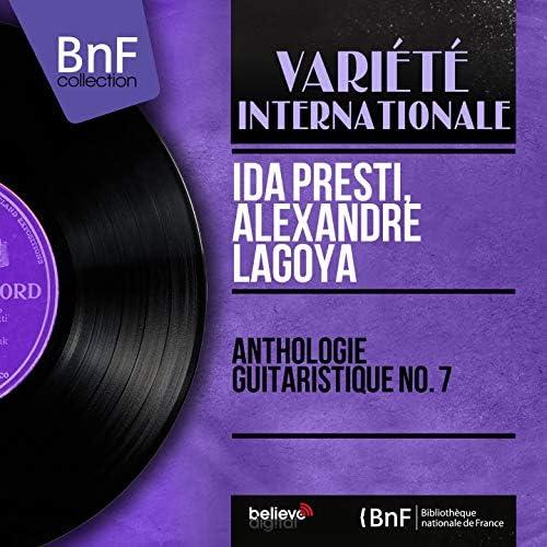 Ida Presti, Alexandre Lagoya feat. Robert Vidal et son orchestre