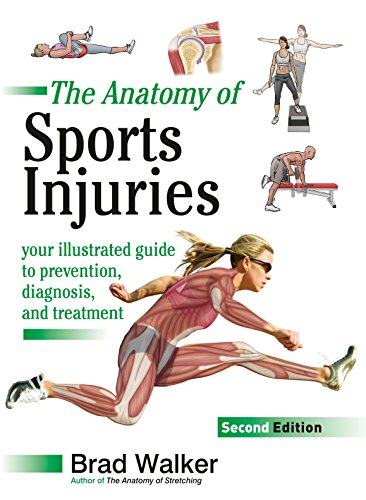 Compare Textbook Prices for The Anatomy of Sports Injuries, Second Edition: Your Illustrated Guide to Prevention, Diagnosis, and Treatment Illustrated Edition ISBN 9781623172831 by Walker, Brad