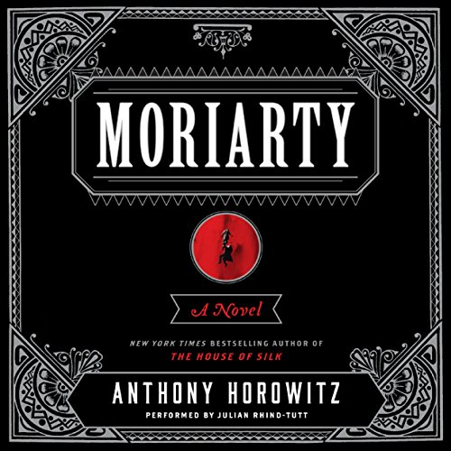Moriarty cover art