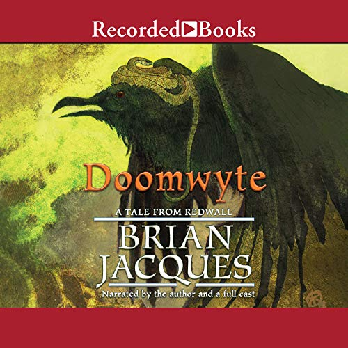 Doomwyte Audiobook By Brian Jacques cover art