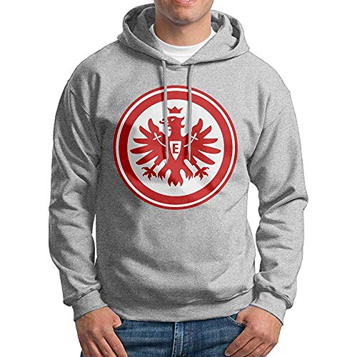 NR Men Eintracht Frankfurt Logo Custom Cool 100% Cotton Hoodie