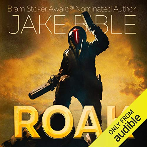 Roak audiobook cover art