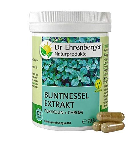 Dr. Ehrenberger Buntnessel Kapseln 120St.