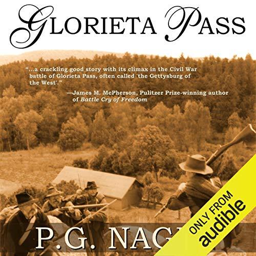 Glorieta Pass audiobook cover art