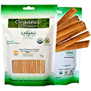 Certified Organic Ceylon Ceylon/True Cinnamon Premium Grade Sticks 50g