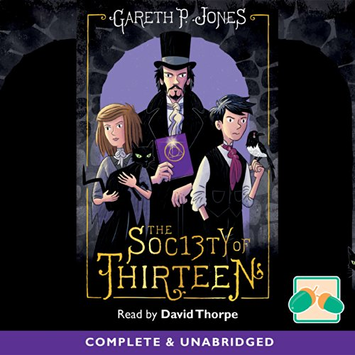 The Society of Thirteen cover art
