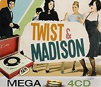 Multi-Artistes - Mega Twist & Madison (4 CD)
