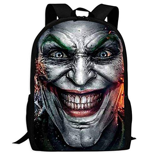 KDRW Rucksack Freizeitrucksack Reisetasche Computertasche Schultasche The Night-mare Be-Fore Christmas Cute Large Capacity Child's School Bag Boy's and Girl's Leisure Backpack