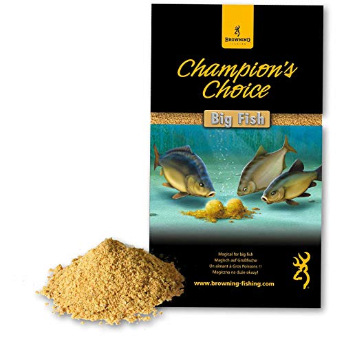 Browning Grundfutter Big Fish 1kg, x