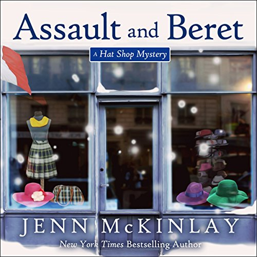 Assault and Beret audiobook cover art