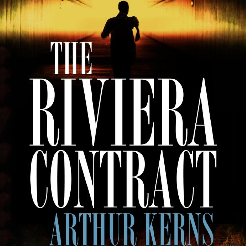 The Riviera Contract audiobook cover art