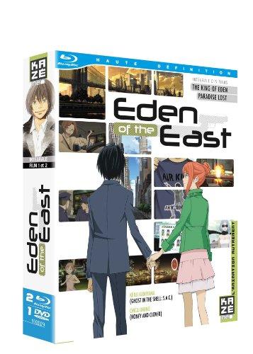 East-intégrale des Films (The King of Eden et Paradise Lost) [Blu-Ray]