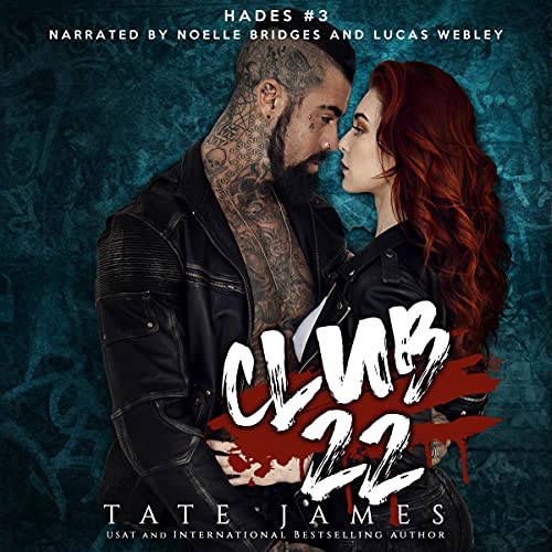 Club 22 Audiobook By Tate James cover art