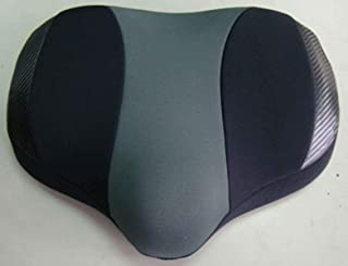 Sun EZ Replacement Tricycle Saddle Cushion with Cover - Black/Gray