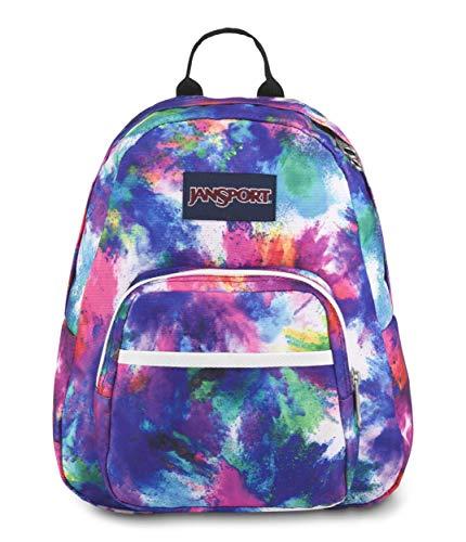 JanSport JS00TDH648W Half Pint Mini Backpack, Dye Bomb
