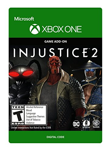 Injustice 2: Fighter Pack 2 - Xbox One [Digital Code]