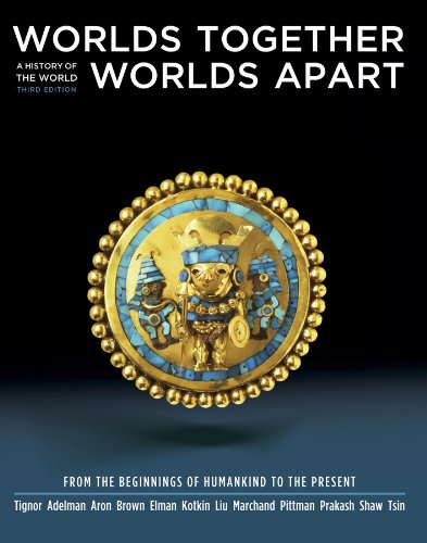 Worlds Together, Worlds Apart: A History of the World: From the Beginnings of Humankind to the Present (Third Edition)