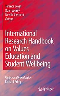 International Research Handbook on Values Education and Student Wellbeing (B00F8JQ8MM) | Amazon price tracker / tracking, Amazon price history charts, Amazon price watches, Amazon price drop alerts