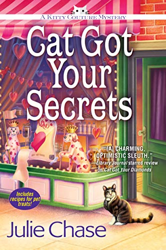 Cat Got Your Secrets: A Kitty Couture Mystery (English Edition)