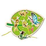 Licencia Bino 30 x 1 x 22,5 cm Bee Maya Hilo Hoja Craft (Multicolor)