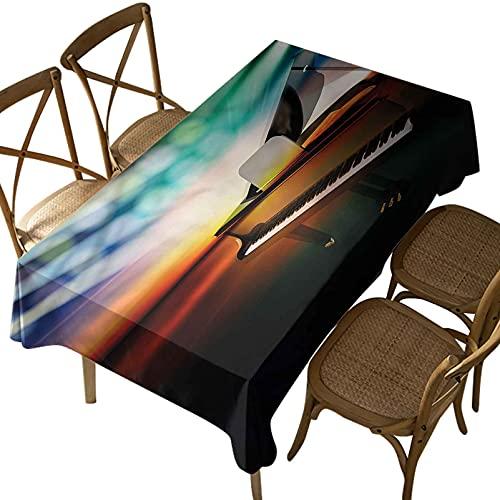 Grand Piano Table Cloth
