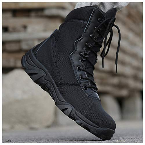 Tebapi Mens Backpacking Boots Men Military Boots Camouflage...