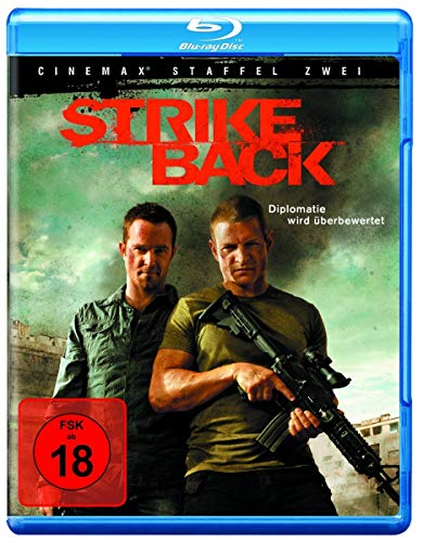 Strike Back - Staffel 2 [Blu-ray]