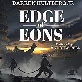 Edge of Eons audiobook cover art