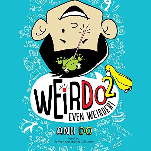 Even Weirder! cover art