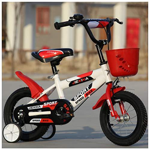 WGXQY kinderfiets 12-14-16-18-20 inch, 3-6 jaar oude kinderen, mountainbike, jongens en meisjes Kerstmis