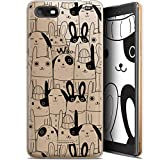 Caseink Ultra-Slim Soft Case for Wiko Tommy 3 (5.45) -