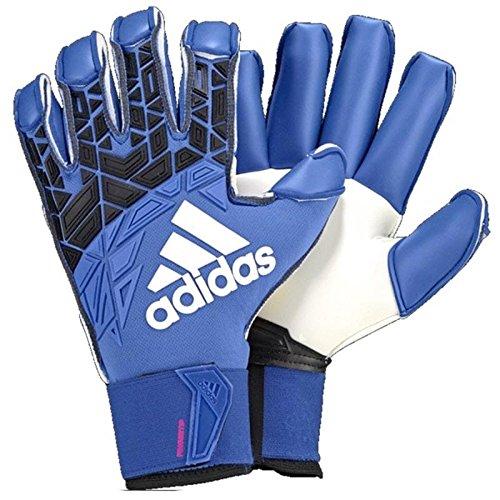 98deffb1c Adidas Ace Trans Fingersave Pro Goalkeeper Gloves Blue/Black/White