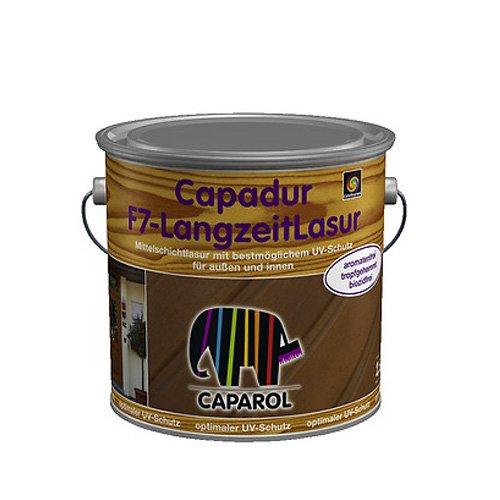 Caparol Capadur F7 Langzeitlasur Color - Holzlasur Palisander 750ml