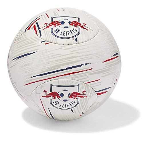 RB Leipzig Blizzard Team Mini Ball, Weiß Unisex Größe 1 Ball, RasenBallsport Leipzig Sponsored by Red Bull Original Bekleidung & Merchandise