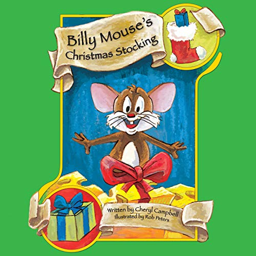 Billy Mouse's Christmas Stocking audiobook cover art