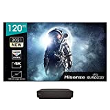 Hisense 120' Laser TV 4K 2021 120L5F-A12, Schermo...