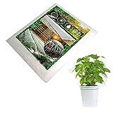 BBXwang Red de jardín para insectos con cordón reutilizable para proteger plantas, frutas, verduras, flores, de forma eficaz anti insectos animales de aves