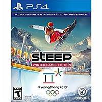 Steep Winter Games Edition PlayStation 4 急な冬のゲーム版 プレイステーション4北米英語版 [並行輸入品]