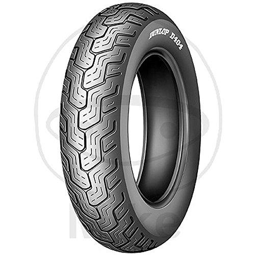 Dunlop 650742 140/90-16M/C D404, Negro, 140/90 R16, Set de 4