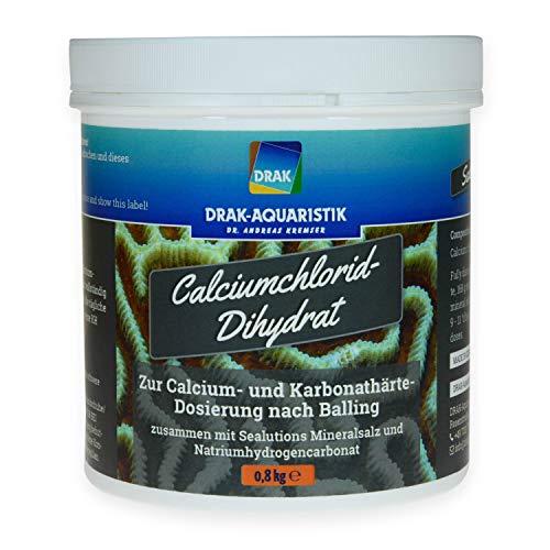 DRAK-Aquaristik, Sealutions Calciumchlorid-Dihydrat 0,8 kg