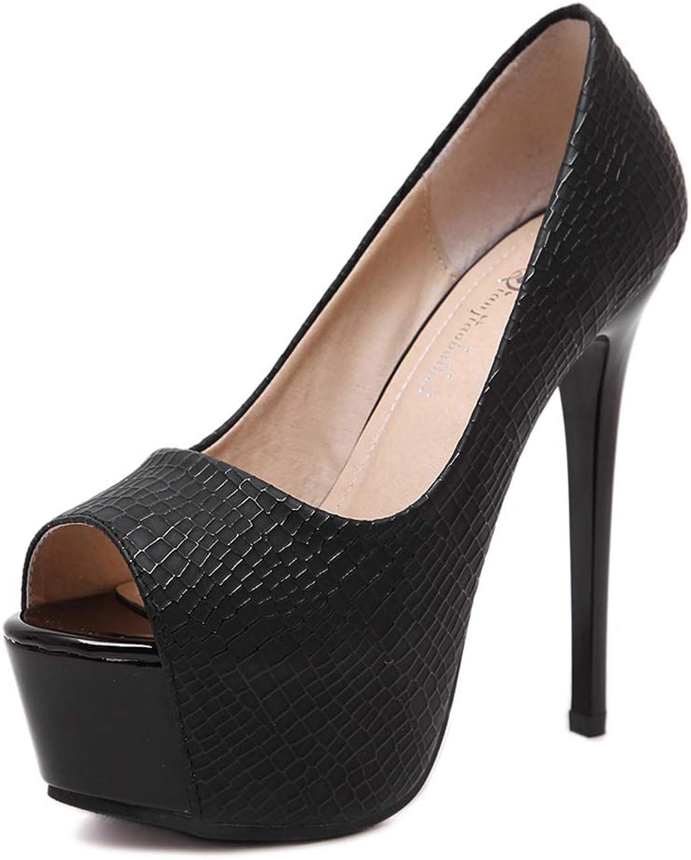 Open Toe High Heels for Women Buckle Stiletto Dress Pumps shoes Sandals Black,Black,35