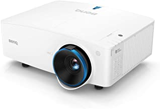 BenQ LH930 1080p DLP Lamp-Free Laser Projector, 5000 ANSI Lumens, Color Accurate, Maintenance-Free, 24/7 Operation, Lens S...
