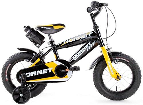 SCHIANO Hornet, Bicicleta para niño, Color Amarillo, Talla única