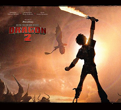 The Art of How to Train Your Dragon 2 (Pictorial Moviebook)